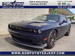 2016 Dodge Challenger R/T Scat Pack Coupe 2C3CDZFJ6GH284556 for Sale in Columbus, IN