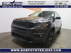 New 2019 Jeep Compass Sport Utility Columbus Indiana