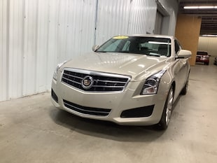 2014 Cadillac ATS 3.6L Luxury Sedan