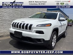 Used 2016 Jeep Cherokee SUV Columbus Indiana