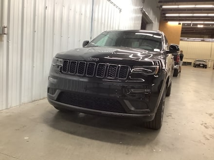 New 2020 Jeep Grand Cherokee LIMITED X 4X4 Sport Utility Columbus Indiana