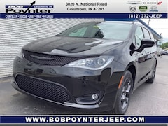 New 2019 Chrysler Pacifica Passenger Van Columbus Indiana