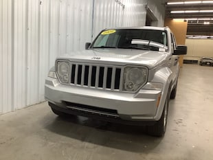 2009 Jeep Liberty Trail Rated SUV