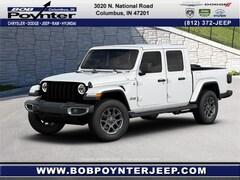 New 2020 Jeep Gladiator Crew Cab Columbus Indiana