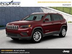 New 2020 Jeep Cherokee LATITUDE 4X4 Sport Utility Columbus Indiana