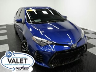 2017 Toyota Corolla SE Bluetooth Sedan
