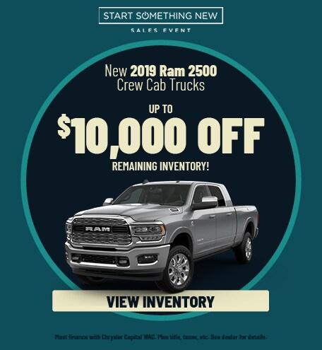 January | 2019 Ram 2500
