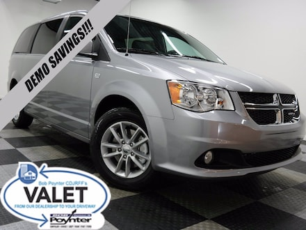 2019 Dodge Grand Caravan SXT Heated Seats NAV Bluetooth Mini-Van