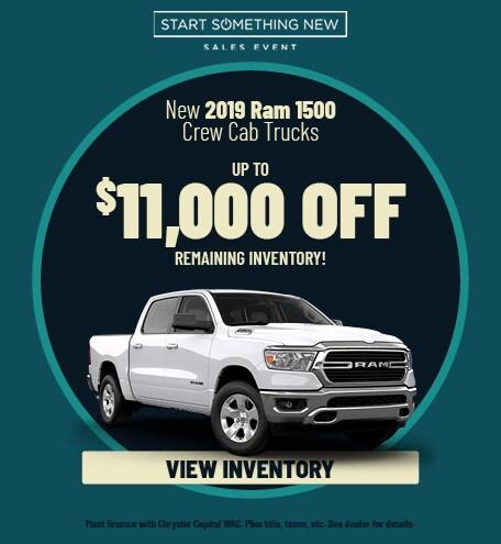 January | 2019 Ram 1500
