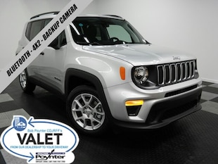 2020 Jeep Renegade SPORT FWD Sport Utility