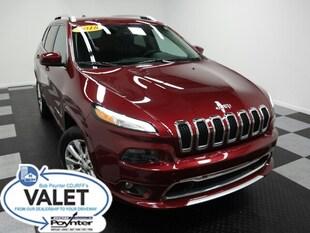 2018 Jeep Cherokee Overland 4X4 Remote Start NAV SUV