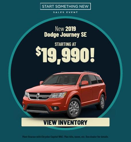 January | 2019 Dodge Journey