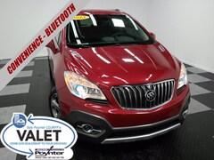 2013 Buick Encore Convenience Bluetooth SUV