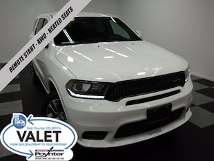 2019 Dodge Durango GT AWD Heated Leather Remote Start SUV