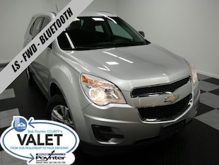 2014 Chevrolet Equinox LS FWD Bluetooth SUV