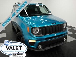2020 Jeep Renegade ALTITUDE 4X4 Sport Utility