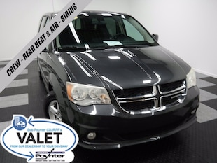 2012 Dodge Grand Caravan Crew Sirius Rear Heat & Air Mini-Van