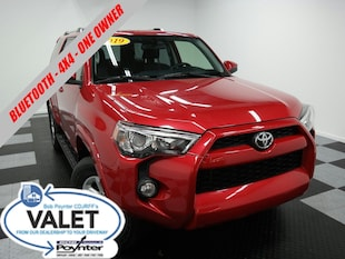 2019 Toyota 4Runner SR5 4x4 Bluetooth SUV