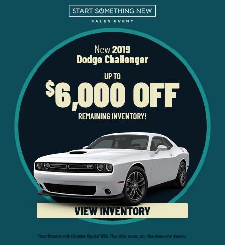 January | 2019 Dodge Challenger