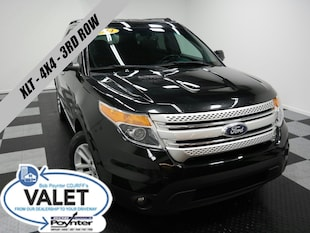 2014 Ford Explorer XLT 4x4 3rd Row Seating SUV