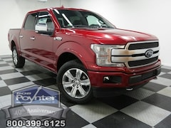 2019 Ford F-150 Platinum Supercrew 4X4 Truck