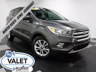 2017 Ford Escape SE Heated Seats Sync Ecoboost SUV