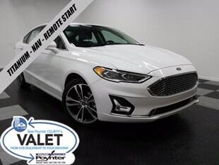2020 Ford Fusion Titanium NAV Remote Start Sync 3 Sedan