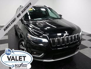 2019 Jeep Cherokee Limited Remote Start NAV Bluetooth SUV