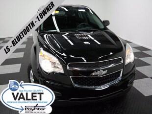 2014 Chevrolet Equinox LS1 Owner Bluetooth SUV