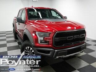 2020 Ford F-150 Raptor 4x4 Supercrew Truck