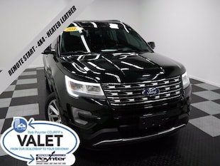 2017 Ford Explorer Limited 4x4 Heated Leather Remote Start SUV