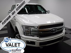 2020 Ford F-150 Platinum 4x4 Supercrew Ecoboost Truck For Sale in Seymour, IN