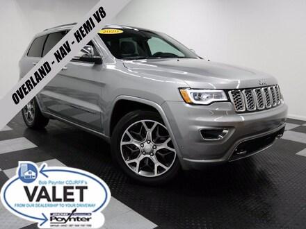 2020 Jeep Grand Cherokee Overland 4X4 Remote Start NAV Leather SUV