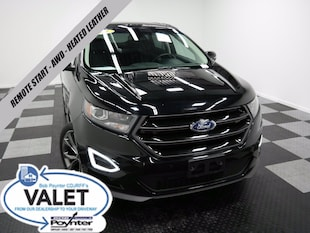 2017 Ford Edge Sport AWD Remote Start Heated Leather SUV