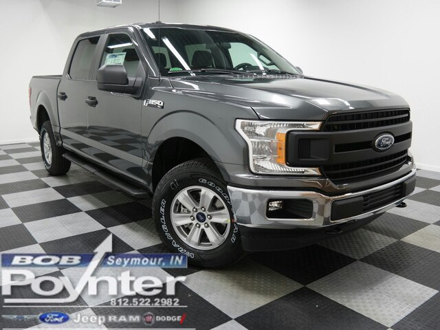 2019 Ford F-150 XL Supercrew 4X4 Truck