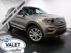 2021 Ford Explorer Limited 4X4 Remote Start Ecoboost SUV For Sale in Seymour
