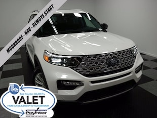 2020 Ford Explorer Limited 4x4 Remote Start NAV Moonroof SUV