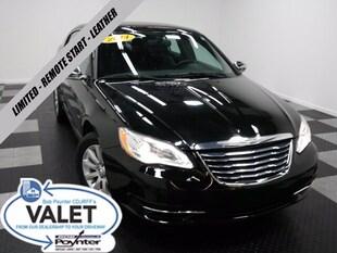 2014 Chrysler 200 Limited Leather Remote Start Sedan