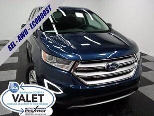 2017 Ford Edge SEL AWD Sync Ecoboost SUV