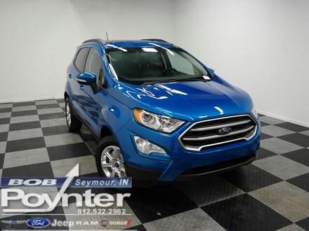 2020 Ford EcoSport SE 4x4 Sync3 Heated Seats SUV