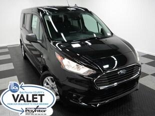 2020 Ford Transit Connect XLT 6 Passenger Backup Camera Van