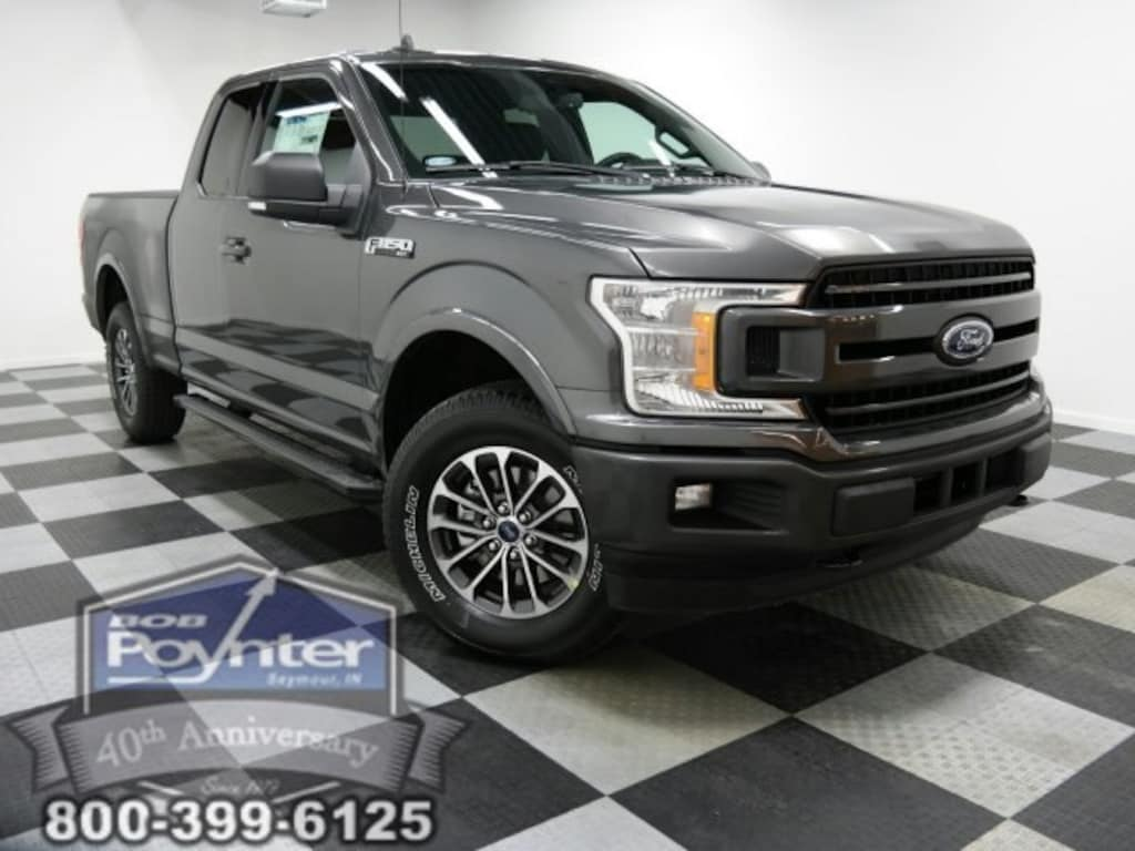 New 2019 Ford F-150 For Sale at Bob Poynter Ford | VIN