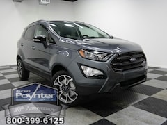 2019 Ford EcoSport SES 4X4 SUV