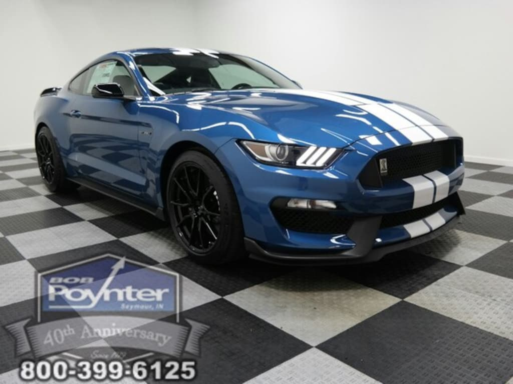New 2019 ford shelby gt350 for sale at bob poynter ford vin