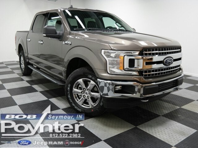 2019 Ford F-150 XLT Supercrew 302A Truck