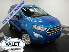 2020 Ford EcoSport SE 4X4 Backup Camera Sync 3 SUV
