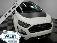 2020 Ford EcoSport SES 4X4 Sync 3 SUV