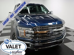 2020 Ford F-150 Lariat 4x4 Supercrew Truck For Sale in Seymour, IN