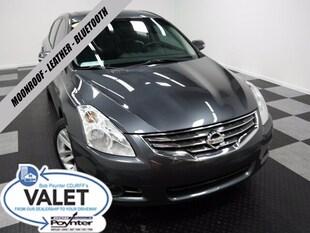 2011 Nissan Altima 3.5 SR Moonroof Bluetooth Leather Sedan