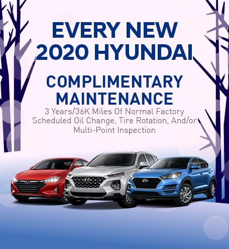 February | Every New 2020 Hyundai